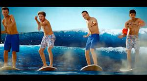"One Direction Goes Shirtless in ""Kiss You"" Music Video: Who Has the Best Body?"
