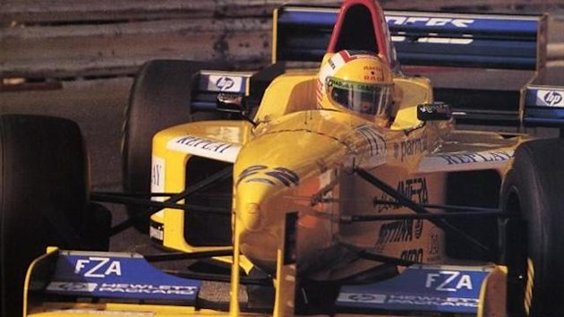 Formula One team Forti Corse