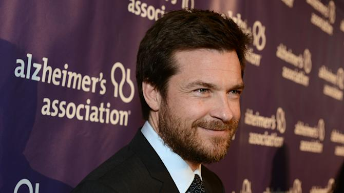 IMAGE DISTRIBUTED FOR ALZHEIMER'S ASSOCIATION - Actor Jason Bateman arrives at the 21st Annual 'A Night at Sardi's' to benefit the Alzheimer's Association at the Beverly Hilton Hotel on Wednesday, March 20, 2013 in Beverly Hills, Calif. (Photo by Jordan Strauss/Invision for Alzheimer's Association/AP Images)