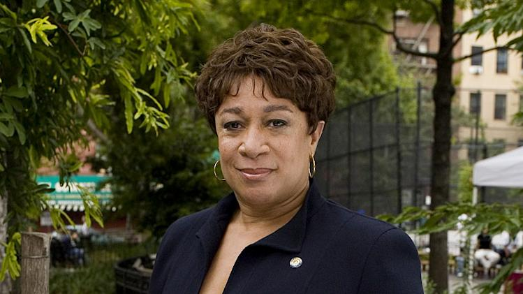 S. Epatha Merkerson stars as Anita Van Buren in Law & Order on NBC.