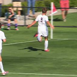 WCC Men's Soccer Player of the Week | September 22, 2014