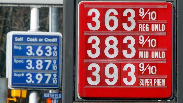 Drop in gas prices bad for North Dakota?