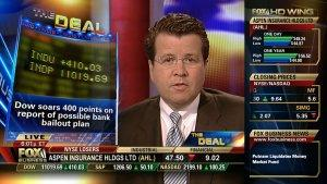 Fox News' Neil Cavuto Revisits Financial Crisis: 'There Were Many Dirtied Hands' (Q&A)