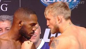 Dana White Says Jones vs. Gustafsson 2 Could Sell 50,000 to 60,000 Seats in Europe