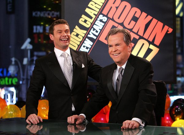 Click to launch a gallery of Dick Clark through the years