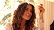 Salma Hayek's 'Got Milk?' Photoshoot -- Behind The Scenes! --