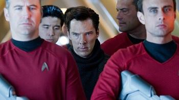 'Star Trek Into Darkness': See Benedict Cumberbatch as John Harrison (Photo)
