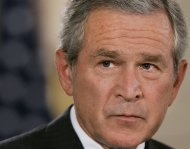 In this Sept. 6, 2006 photo, President George W. Bush speaks in the East Room of the White House in Washington. THE CANADIAN PRESS/AP, J. Scott Applewhite