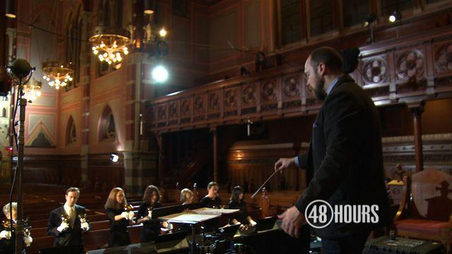 "Behind the scenes with ""48 Hours"" composer Richard Fiocca"