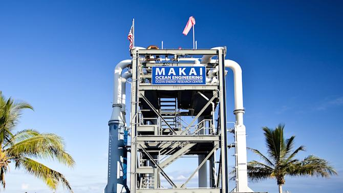 Hawaii Taps the Ocean to Generate Carbon-Free Power