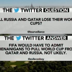 Will Russia and Qatar Lose Their World Cups?