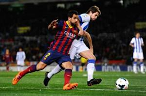 Martin Montoya: Barca mentally screwed up