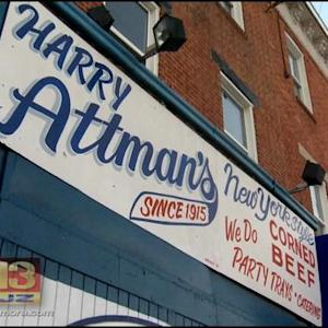 Corned Beef Is King At Attman's Deli Super Bowl Sunday