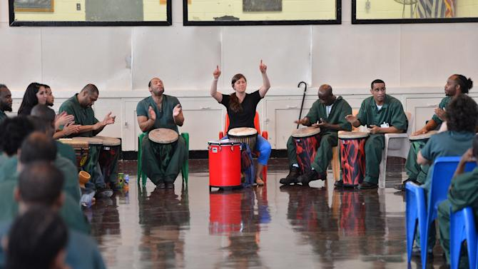 NAMM Presents National Music Day And Make Music NY - Rikers Island
