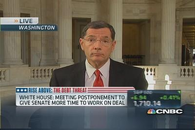 Need to control spending: Sen. Barrasso