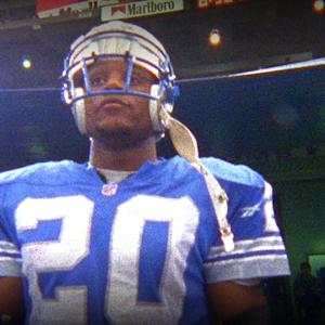 NFL Legends: Barry Sanders career highlights