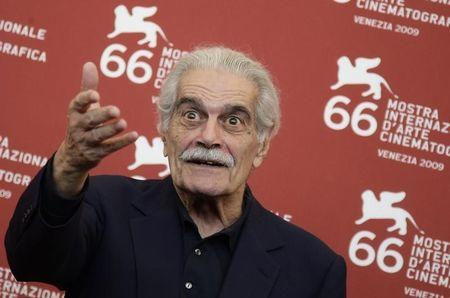 Actor Omar Sharif suffering from Alzheimer's: agent