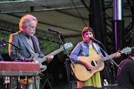 Bob Weir Sits in with Norah Jones at Outside Lands