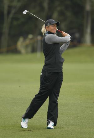 Pettersen jumps out to early lead in Taiwan LPGA