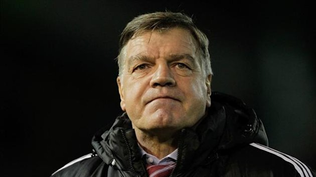 Sam Allardyce, pictured, was surprised to see Andre Villas-Boas sacked