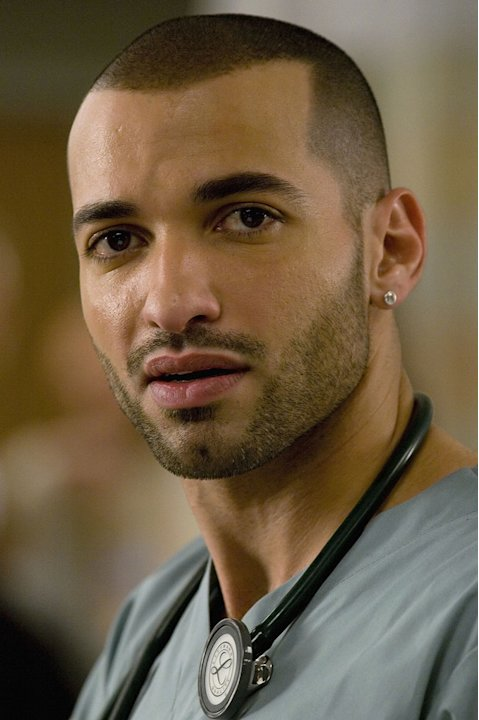 Haaz Slieman stars in the Showtime series Nurse Jackie.