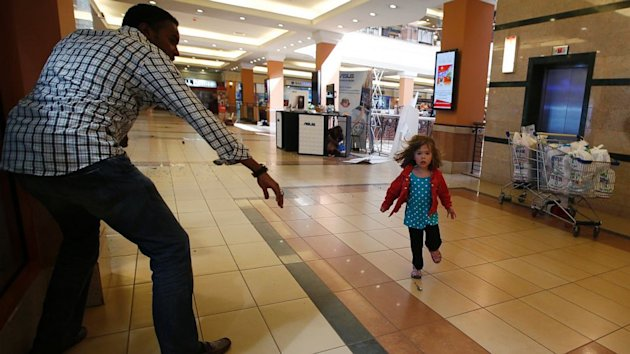 Kenyan Hero's Harrowing Tale of Rescues in Mall Massacre (ABC News)