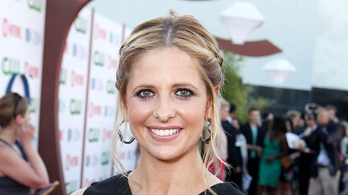 Sarah Michelle Gellar CBSTC As