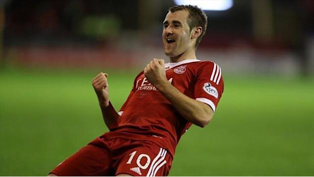 Scottish Premiership - Aberdeen hammer Partick Thistle