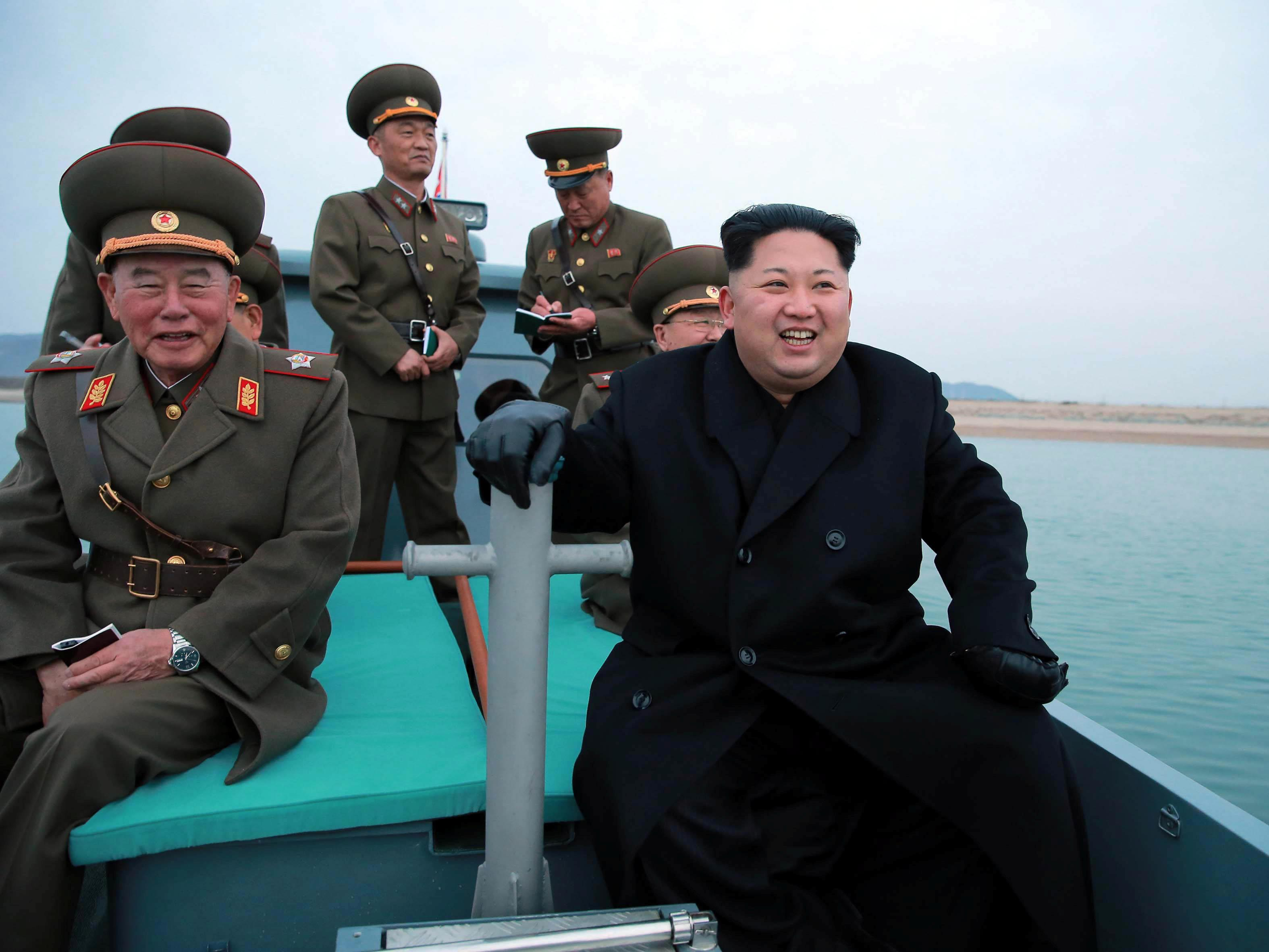 North Korean experts explain what Kim Jong Un wants