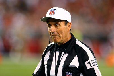 Refs who bungled Cardinals-49ers game pulled from Week 13's Sunday night matchup