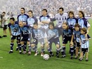 Racing, en medio de un desastre nacional, daba la vuelta despus de 35 aos