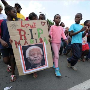 Nelson Mandela Family: 'We Have Lost A Great Man'