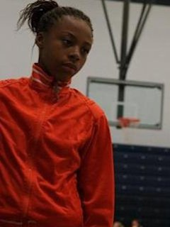 Dejah Jenkins, 12, impressed in her varsity basketball debut -- Facebook