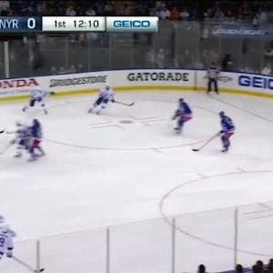 Henrik Lundqvist Save on Steven Stamkos (07:53/1st)