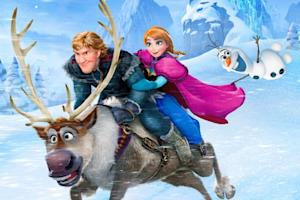 'Frozen' Skates Past 'Hunger Games: Catching Fire' at Box Office