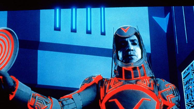 Tron Production Photos 1982 Walt Disney Pictures David Warner