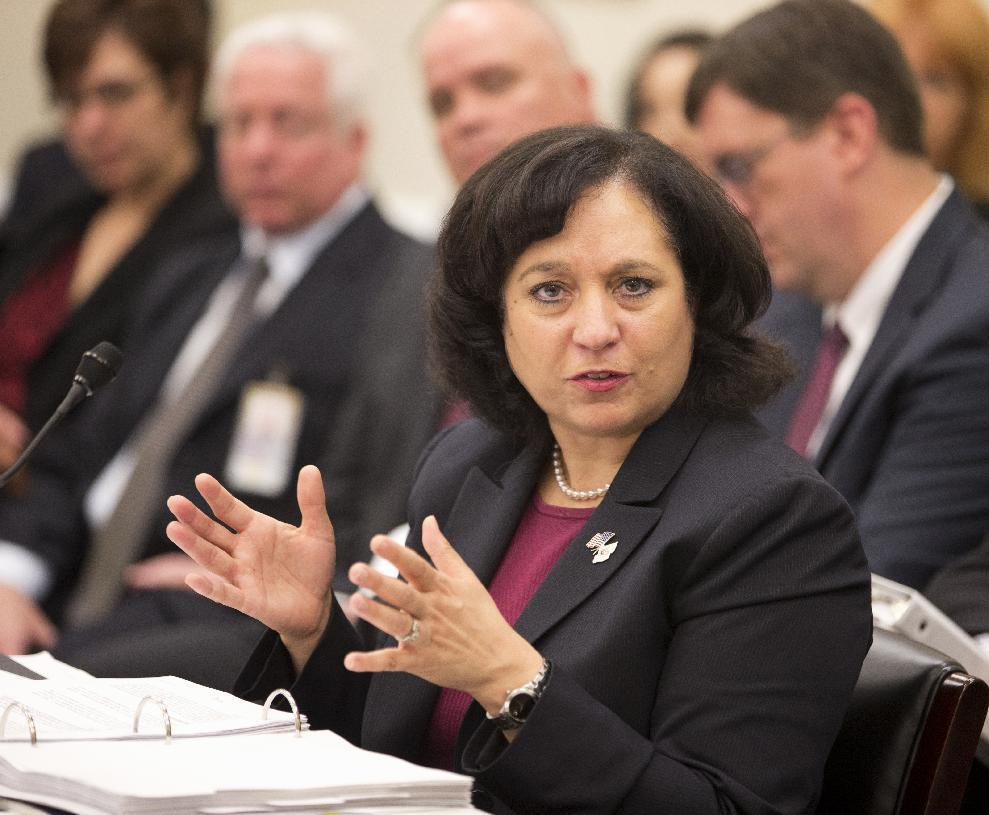 AP source: DEA chief set to resign from agency soon