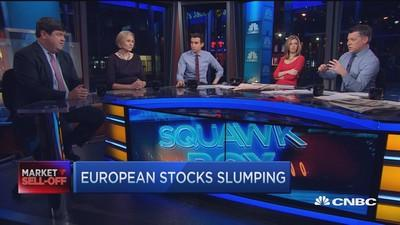 Why the sell-off could end soon: Strategist