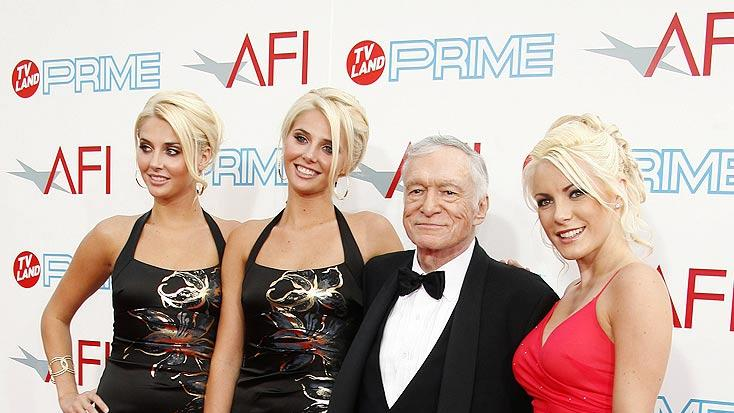 AFI Lifetime Achievement Awards Hugh Hefner