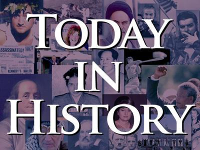 Today in History for Thursday, February 28th