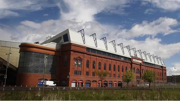 Scottish Premier League - Rangers appoint Mather as new interim chief executive