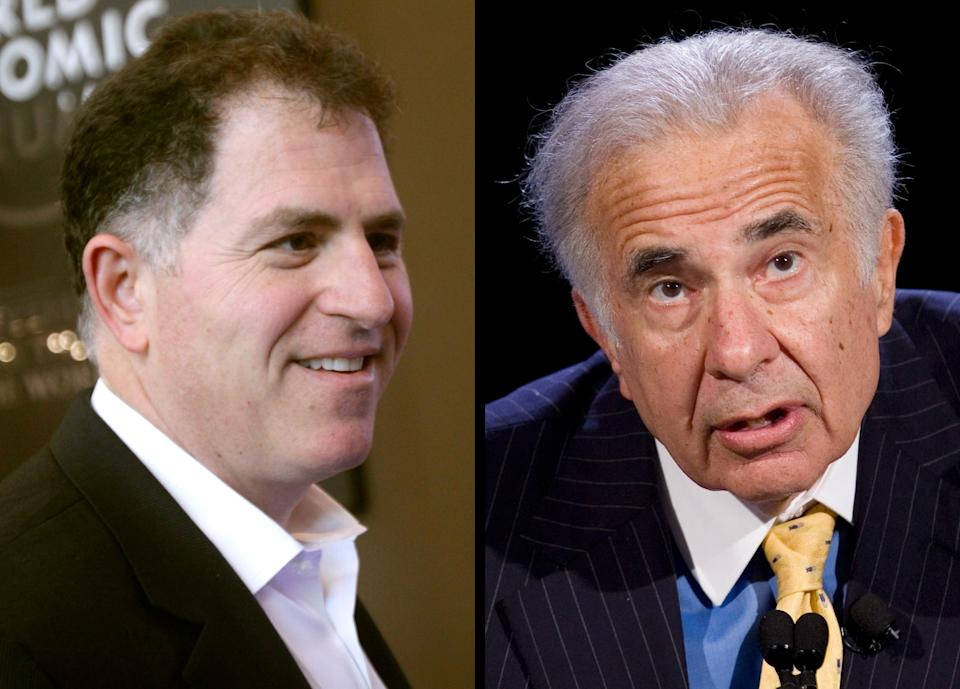Icahn ends takeover battle for PC maker Dell