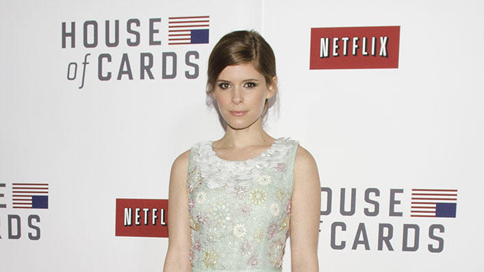 "Netflix's ""House Of Cards"" Washington DC Screening: Kate Mara"