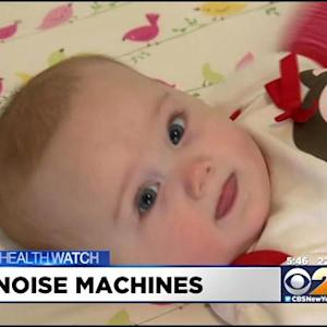 Dr. Max Gomez: Research Says Sleep Machines Could Hurt Your Baby's Ears