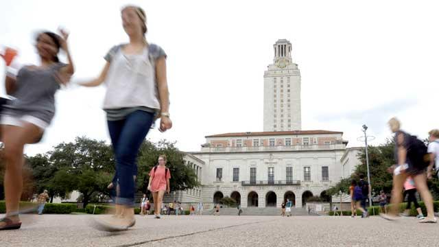 UT Students Hit With Bleach Balloons