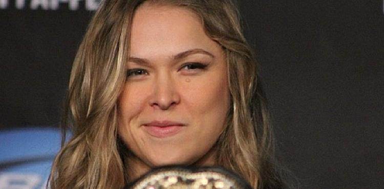 Mad Dash: Rousey says yes to Marine Corps Ball invitation