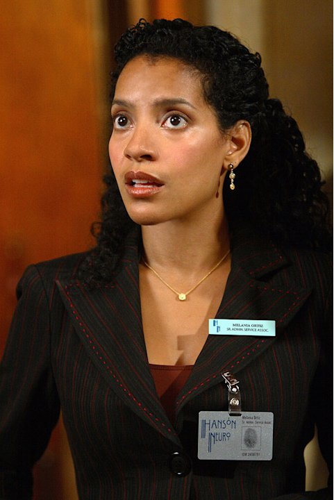 Zabryna Guevara stars as Melania Ortiz in 3 Lbs. on CBS.