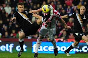 Stoke 1-0 Fulham: Adam goal the difference to leave Cottagers winless in five