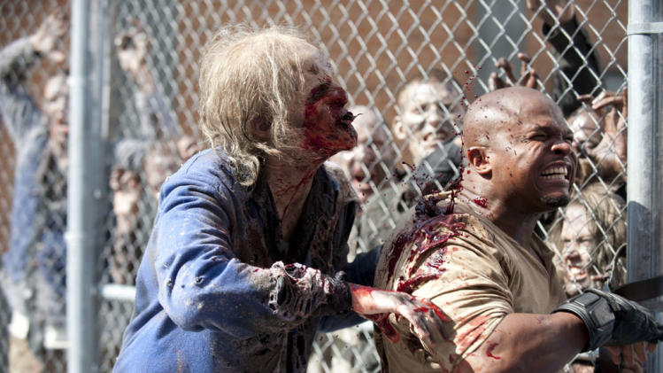 """The Walking Dead"" -- ""Killer Within"""