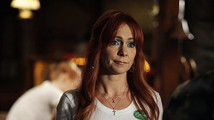 "Carrie Preston as Arlene Fowler  in ""True Blood."""